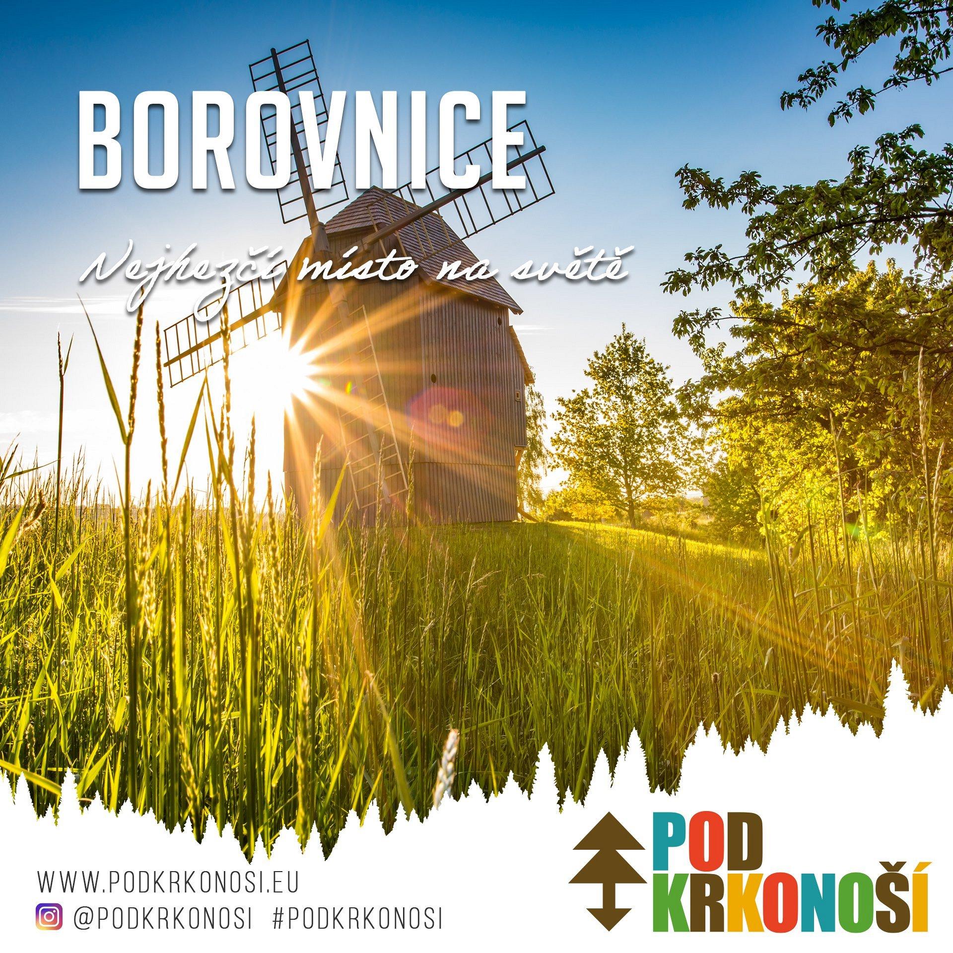 Borovnice - nejhezčí místo na světě