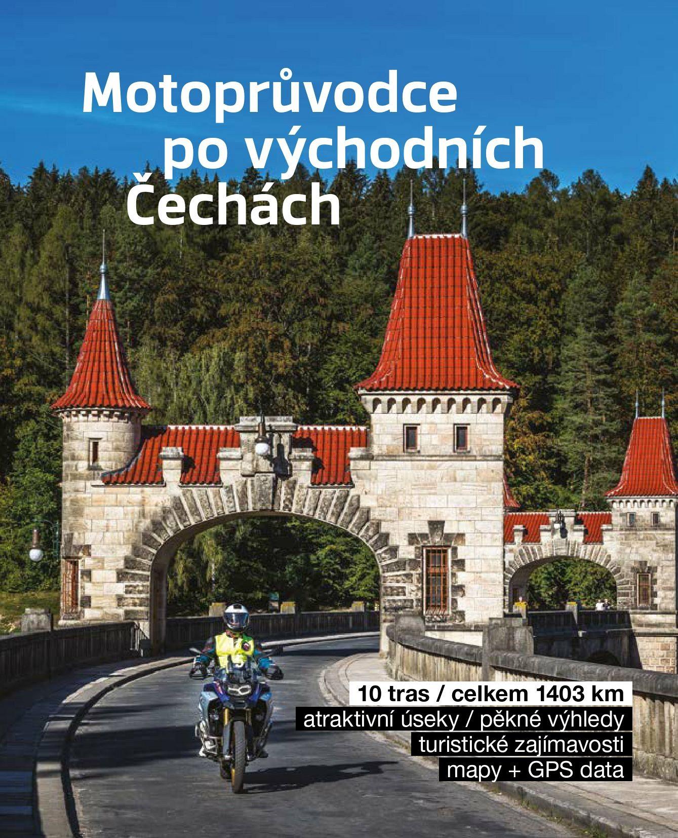 Motoprůvodce po východních Čechách